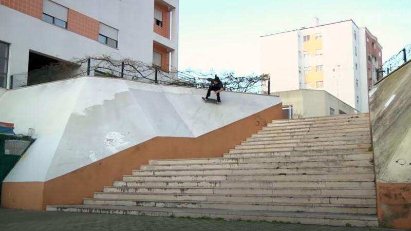 "Kyle Walker Releases Monumental Skateboarding Video Part ""Ruby"""