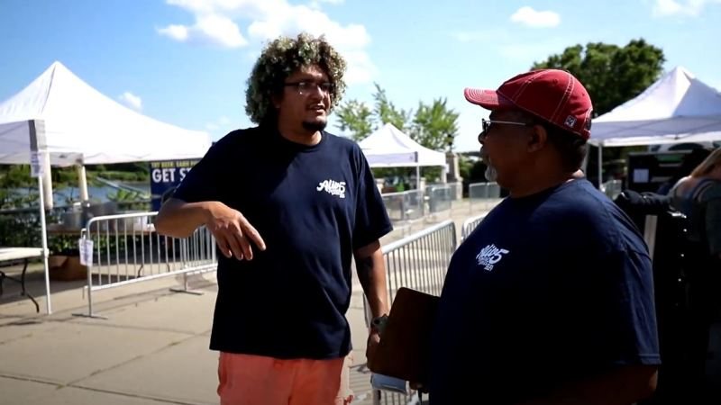 VIDEO: People of Alive at 5 in Albany, NY