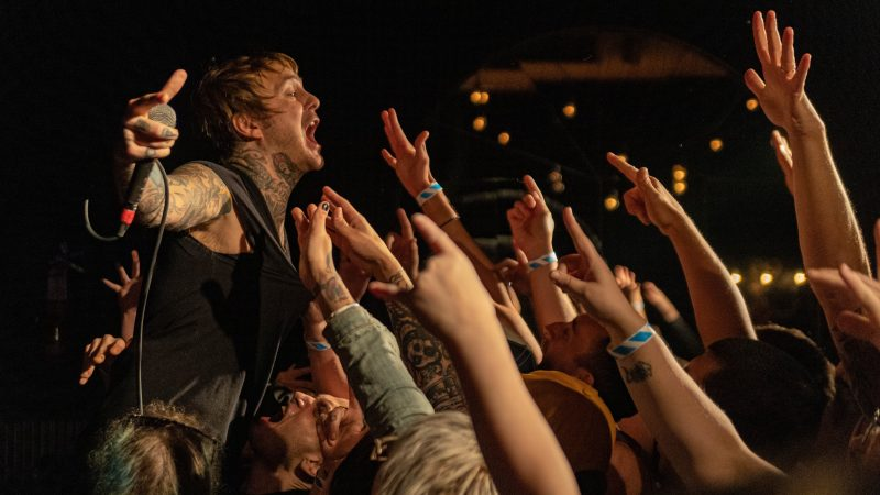 Craig Owens Invites Geoff Rickly and Nate Bergman To Rock The Hollow in Albany, NY