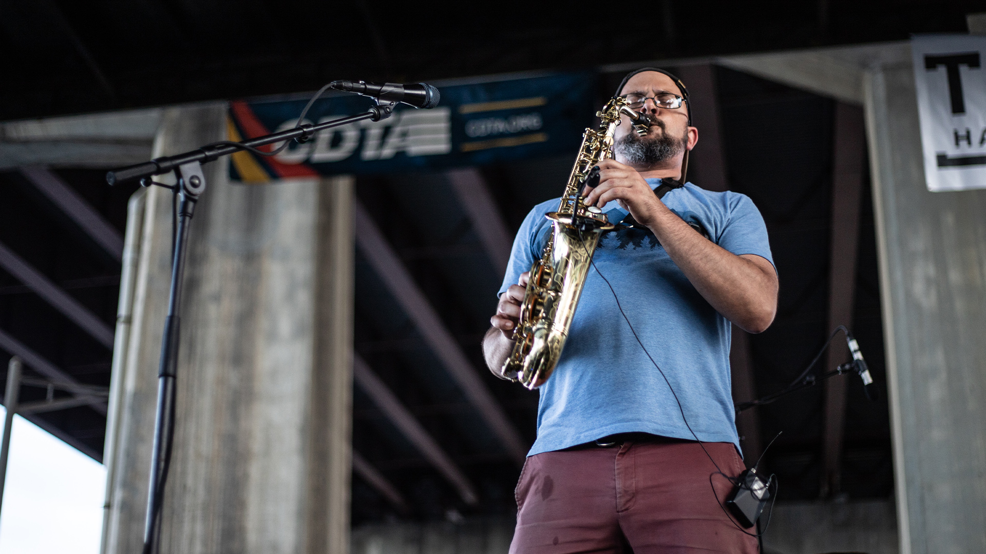 """VIDEO: Yam Yam Performs """"Not My Dog"""" at the 2021 Alive at 5 Concert Series"""
