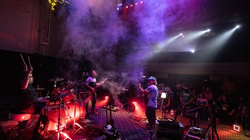 VIDEO: Gubbulidis w/Adrian Tramontono at the Strand Theatre in Hudson Falls, NY