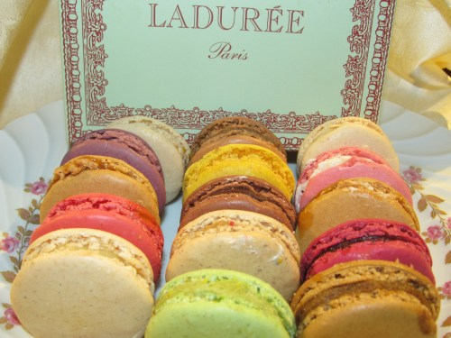 On Food: Let Them Eat Macarons… | Mirth and Motivation