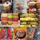 Weekly Photo Challenge: Happy! Food Collage