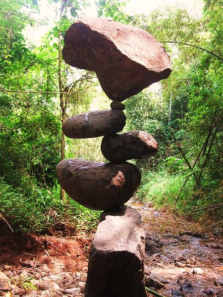 Inspiration: A Taste For Balance...