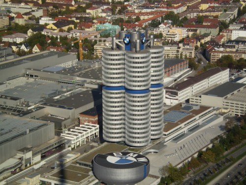 Weekly Photo Challenge: Beyond BMW Headquarters in Munich