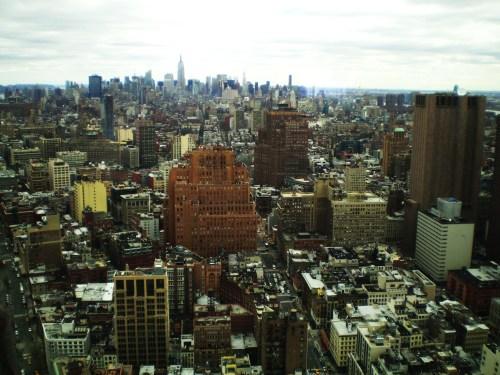 Weekly Photo Challenge: Beyond ... Manhattan