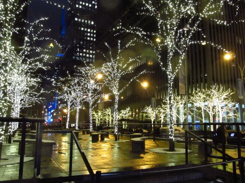 Weekly Photo Challenge: NightTime - in NYC