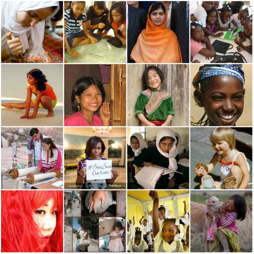International Day of the Girl Child: Empower Girls. End Violence.
