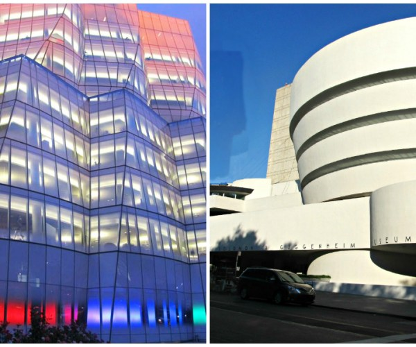 Photo 101-Week 3: From Color to Landscape - Guggenheim and a Frank Gehry Building