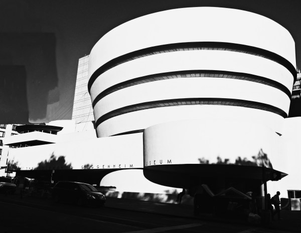 Photo 101-Week 3: From Color to Landscape - Guggenheim Museum
