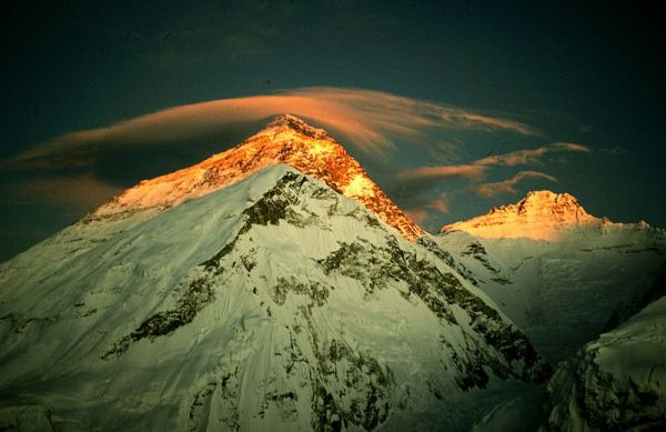 Motivation Mondays: Courage - Mount Everest Photograph by Ryszard Pawłowski