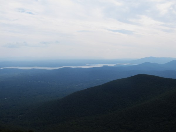 Weekly Photo Challenge: Achievement - View from atop the Fire Tower on Overlook Mountain