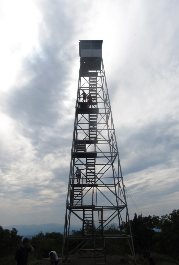 Weekly Photo Challenge: Achievement - 60 Foot Fire Tower atop  Overlook Mountain