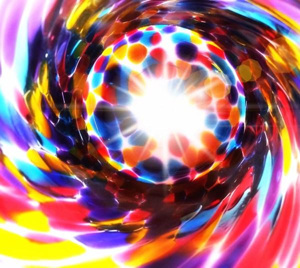 From Treasure To Triumph! - Triumph in kaleidoscopic form