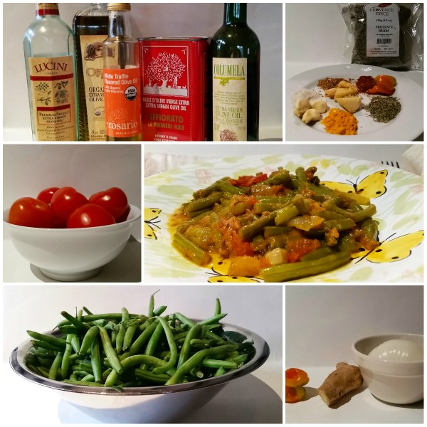 Food Files: Green Beans Medley