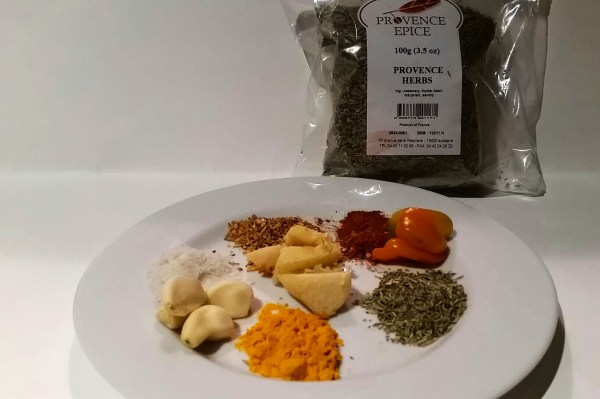 Food Files: Green Beans Medley - Ingredients and spices