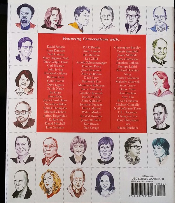 BY THE BOOK: An Evening At The New York Times... Back Cover