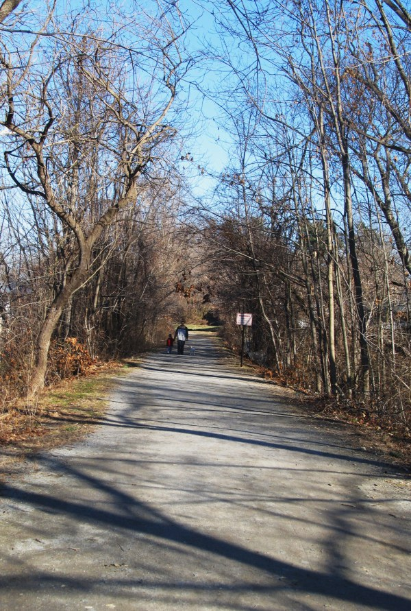 Weekly Photo Challenge: Serenity - A walk on the Croton Aqueduct