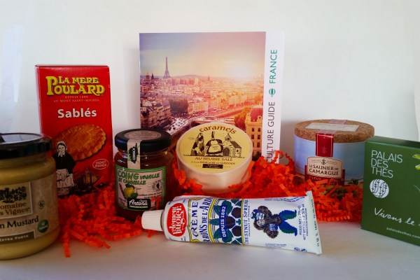 Try The World: A Taste Of Paris - from fine teas to salted caramels