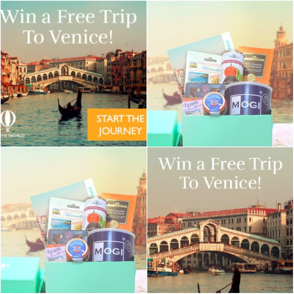 Win A Free trip to Venice: Happy Valentine's Day! http://bit.ly/1BVyTWG