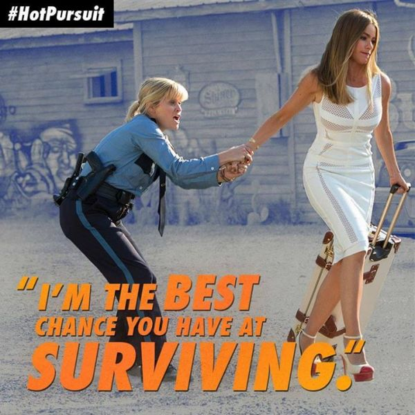 Hot Pursuit: A Movie Review