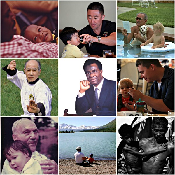 Happy Father's & International Yoga Day: 20 Things That Matter - Happy Dads