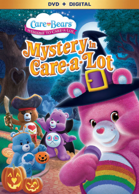 Care Bears: Mystery in Care-a-Lot Review &Halloween Giveaway!