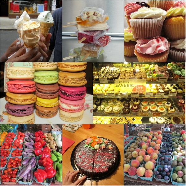 Weekly Photo Challenge: HAPPY PLACE - Where food is offered to all