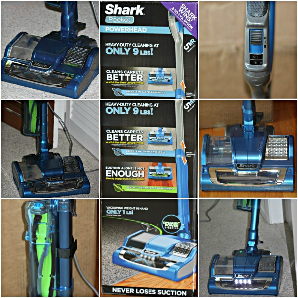 Shark® Rocket® Powerhead: A Review