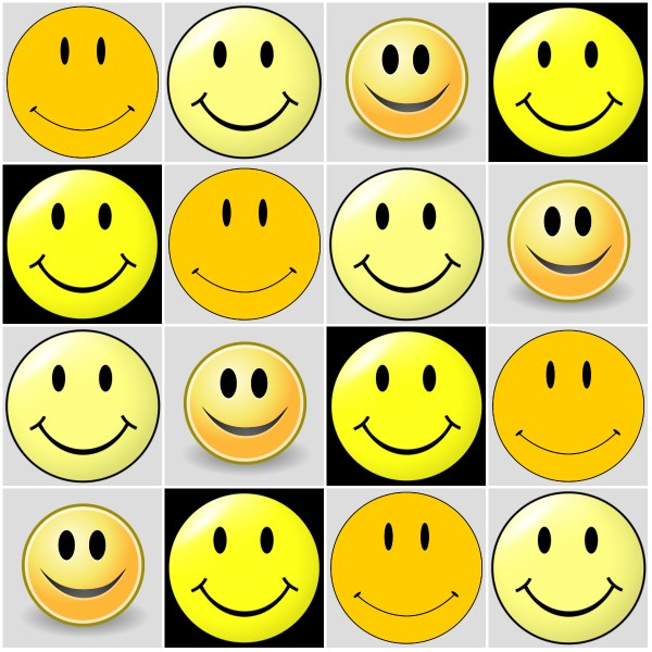 Motivation Mondays: SMILE - Smiley Faces are a symbol of goodwill