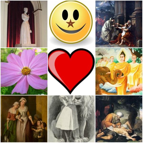 Motivation Mondays: KINDNESS - Symbols & Acts of Kindness