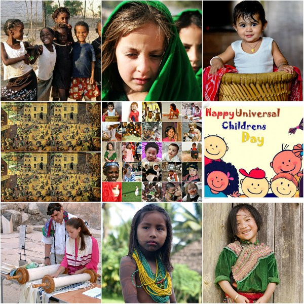 Motivation Mondays: Honoring Universal Children's Day - They are the future