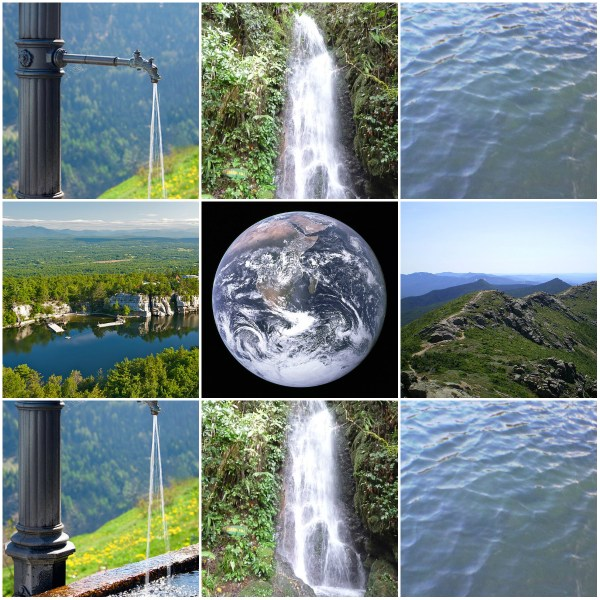 Motivation Mondays: ANEW -- w/ Fresh Waters & Goals #mondaymotivation