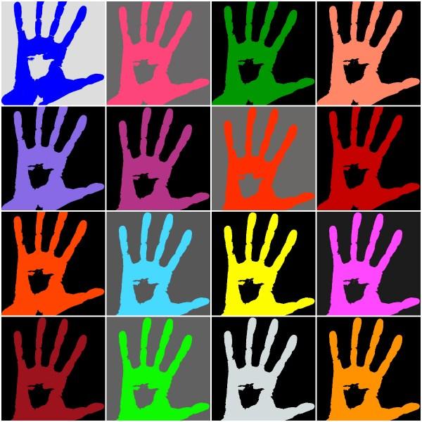 Haiku: RESOLVED - Goodbye Felicia - Colorful hand-waves to send off the drama