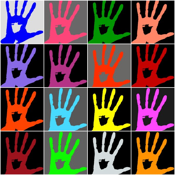 Haiku: RESOLVED - Goodbye Felicia - Colorful hand-waves to send off the drama