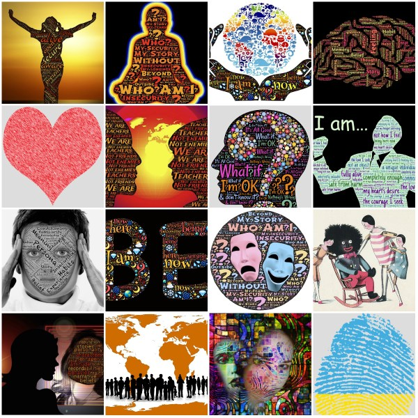 Reflections: On Identity - Symbols Who am I? Who are You?