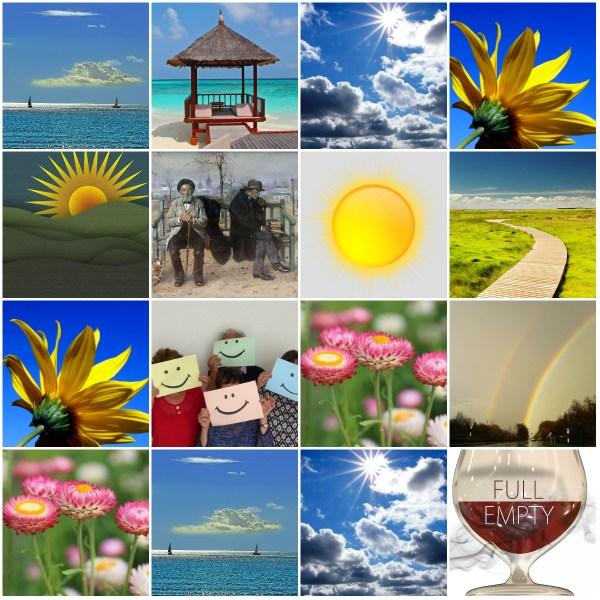 Weekly Photo Challenge: OPTIMISM - Symbols we love