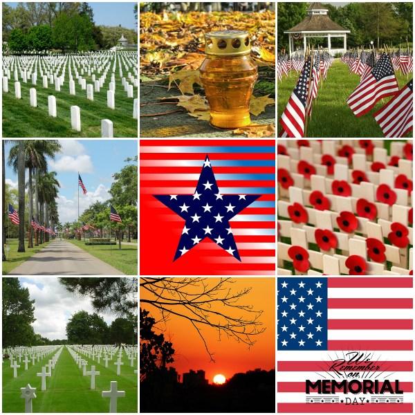 Motivation Mondays: Memorial Day - Honoring our Service Men/Women