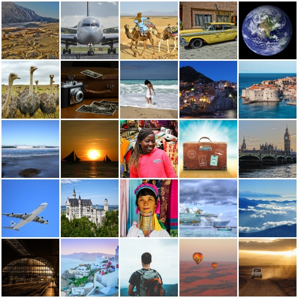 Travel: JauntTheWorld - Visit all the people and places you can see!