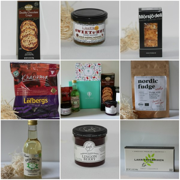 Try The World: A Taste Of Sweden - A selection of popular treats