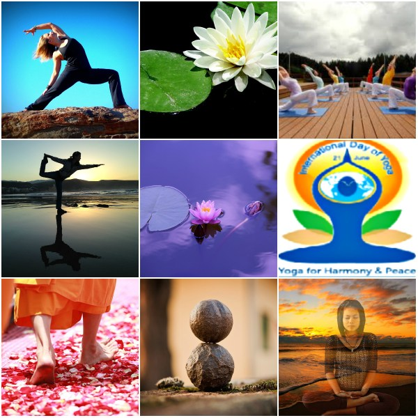 Motivation Mondays: International Day Of Yoga #Yoga4SDGs #YogaDay