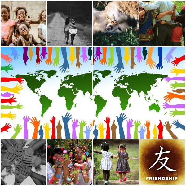 Motivation Mondays: FRIENDSHIP - They Matter!