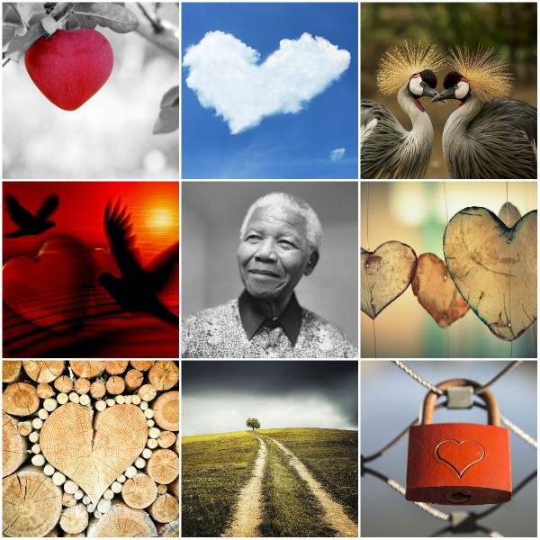 Motivation Mondays: Matters Of The Heart - Honoring Nelson Mandela Day