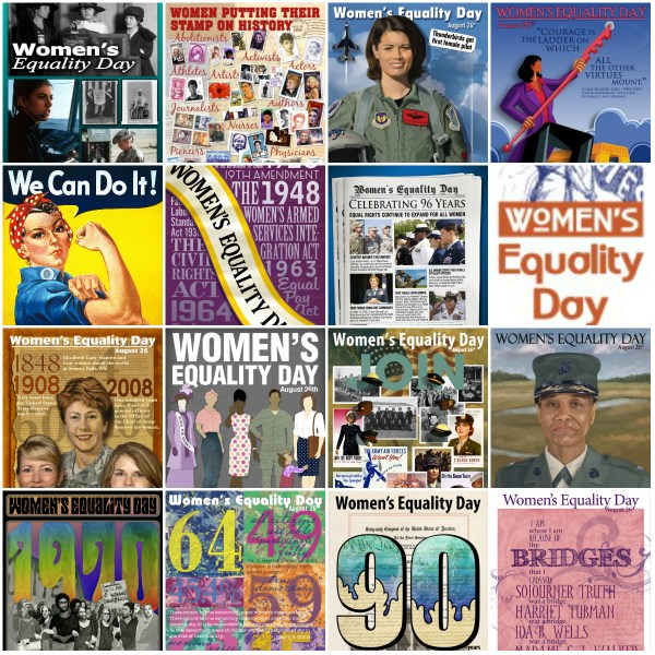 Motivation Mondays: Women's Equality Day #Quotes - Poster