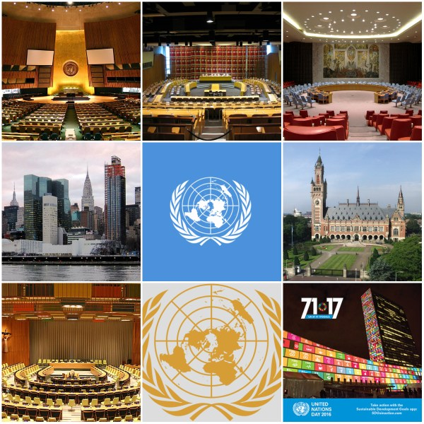 Motivation Mondays: United Nations Day