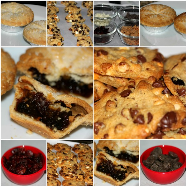 Weekly Photo Challenge: Holiday Treats - Cookies & Mince pies & More...