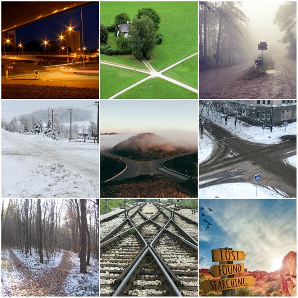 Motivation Mondays: CROSSROADS