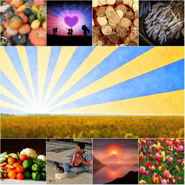 Motivation Mondays: ABUNDANCE - Give. Share. Receive