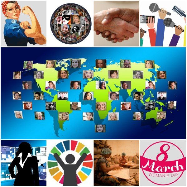 Motivation Mondays: International Women's Day #BeBoldForChange