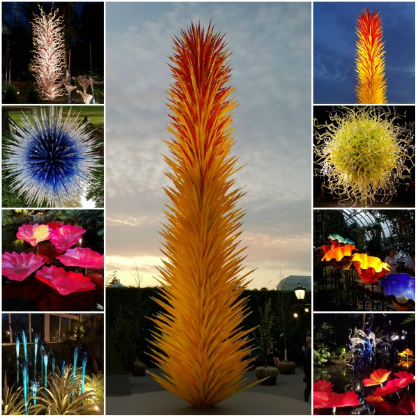 Dale Chihuly: Dazzling Nights & Day at NYBG